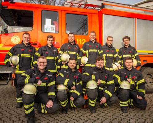 Das Technical Rescue Team